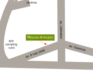 Plan Magali Ateliers